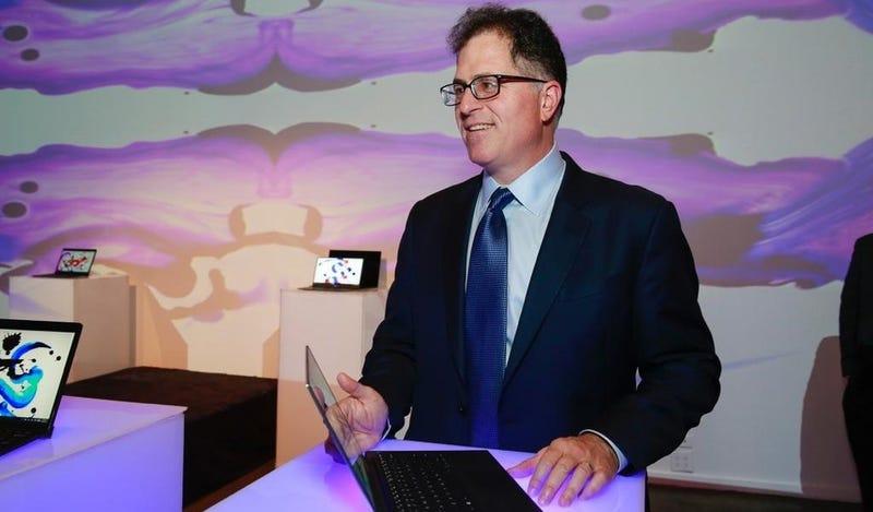 Illustration for article titled Dell compra EMC por67 mil millones de dólares, la fusión más grande de la historia de la tecnología