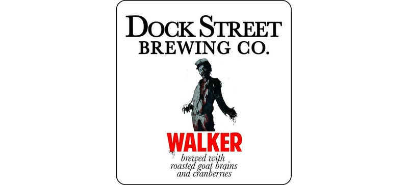 Illustration for article titled Walking Dead Tribute Beer Is Made With Real Brains, Of Course
