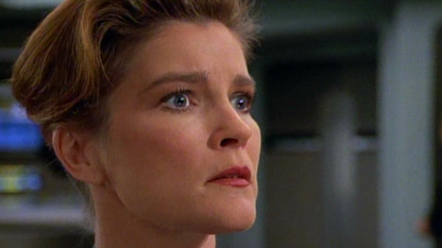 Star Trek Legend Kate Mulgrew Is Joining the Man Who Fell to Earth Remake