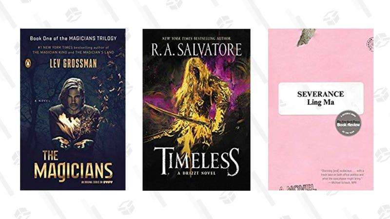 Science Fiction Kindle Gold Box | Amazon