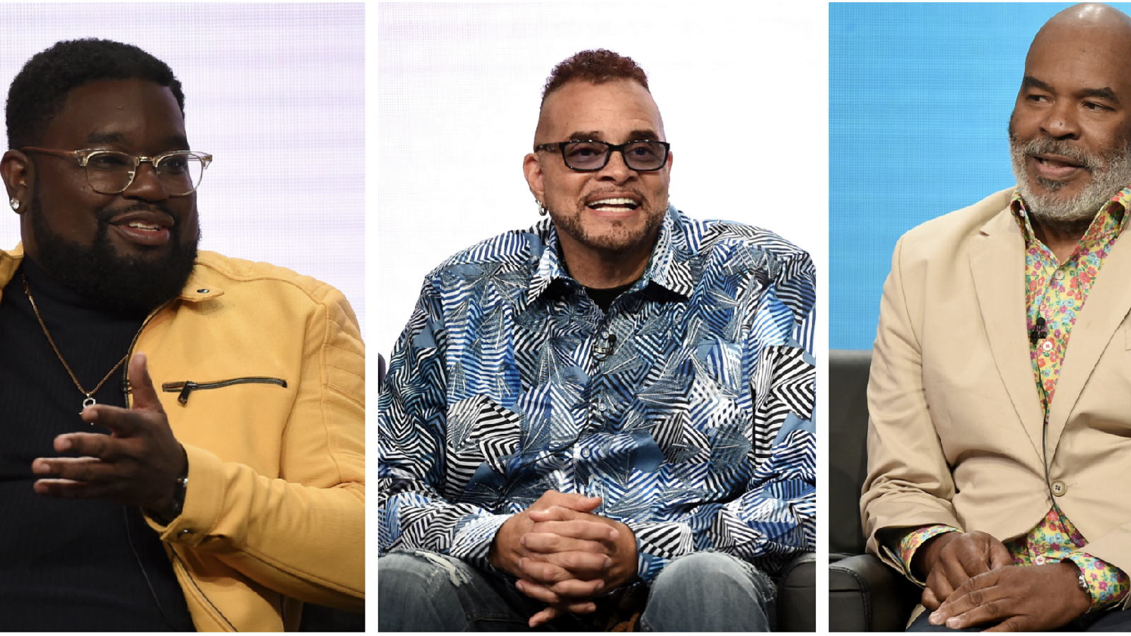 Lil Rel, Sinbad and David Alan Grier Bring the Funny to Fox This Fall