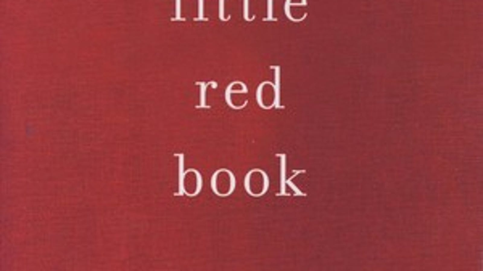 my little red book rachel kauder nalebuff pdf