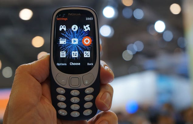 Everything You Can (and Can t) Do With the New Nokia 3310