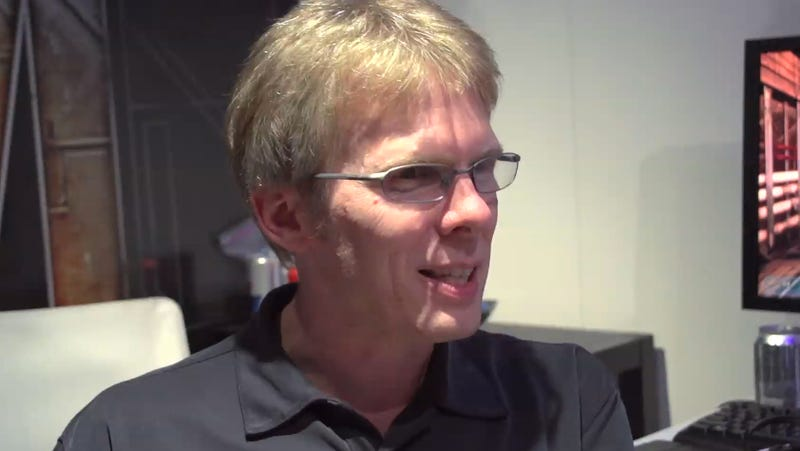 Illustration for article titled Doom Co-Creator John Carmack Leaves Id Software
