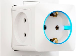 Illustration for article titled Art Lebedev Takes Wall Sockets 3D