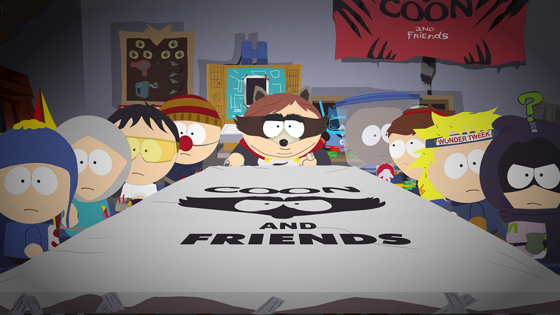 Illustration for article titled The Week In Games: Going Down To South Park