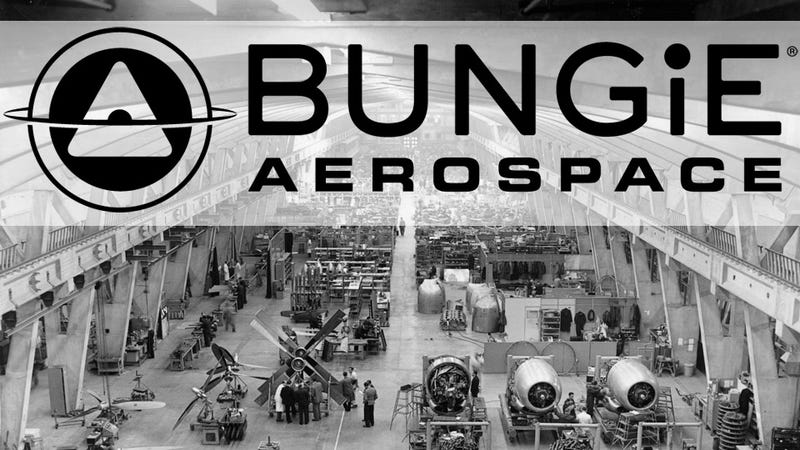 Illustration for article titled Bungie Aerospace is an Unexpected Twist from the Makers of Halo