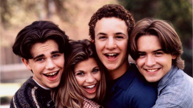 Illustration for article titled Someone Finally Uncovered the Boy Meets World/Illuminati Conspiracy