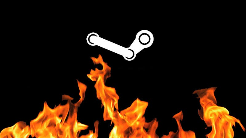 With Epic's Store On The Way, Steam Is Finally Feeling The Heat