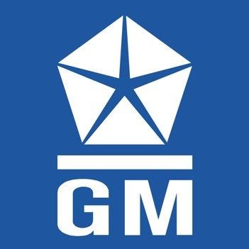 Illustration for article titled Jalopnik Photochop Contest: GM-Chrysler Merger Mashup!
