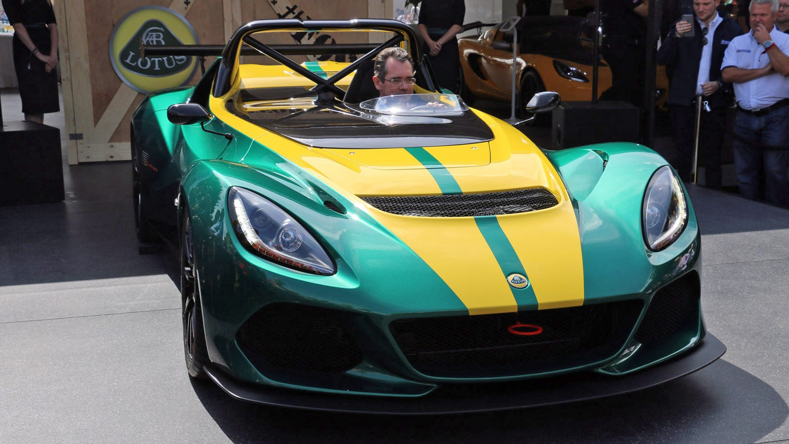 Lotus 3 Eleven This Is The Fastest Baddest Most