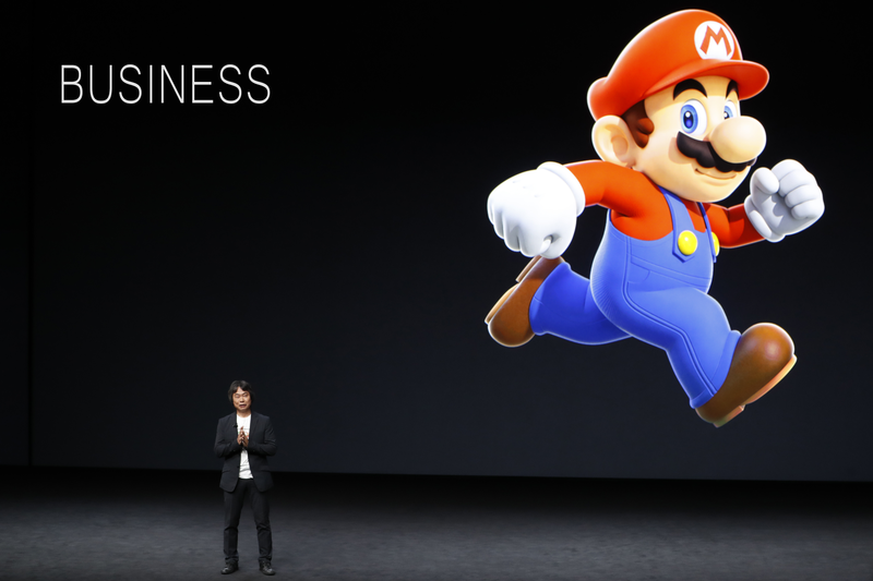 Illustration for article titled This Week In The Business: Move Over, Mario!