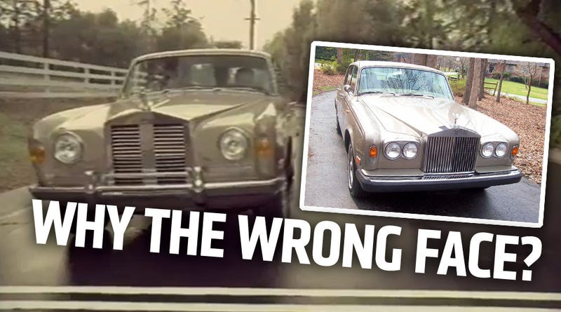 why did the grey poupon oscars ad makers disguise the rolls royces