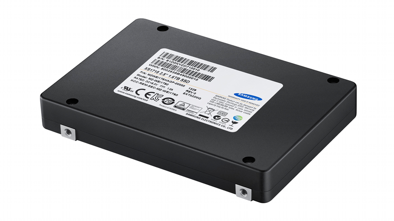 Illustration for article titled This Samsung SSD Runs at a Blistering 3,000MB/s