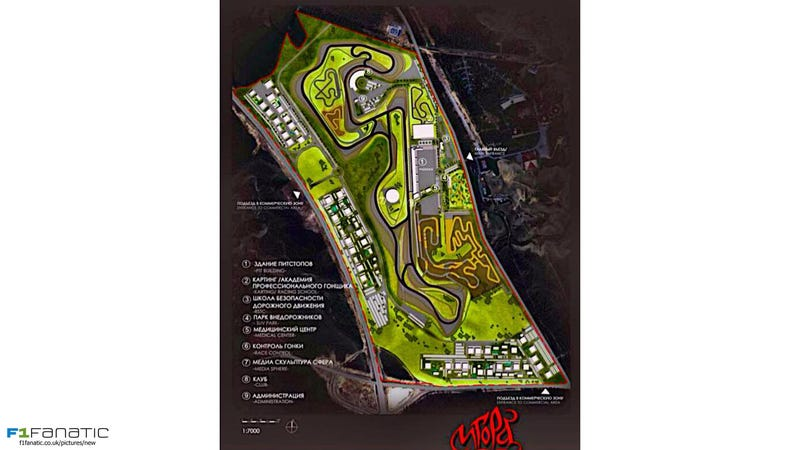 Illustration for article titled I can't believe my eyeballs: Hermann Tilke made a Good Racing Circuit!