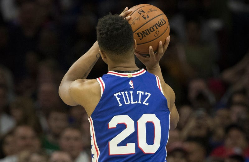 Illustration for article titled Markelle Fultz Shooting Form Update: Shot Ready For An Actual Game