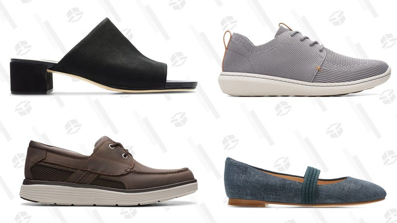 20% Off Select Styles | Clarks | Promo code GRAD20