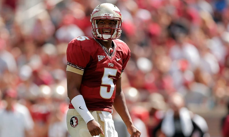 Illustration for article titled Police Report: Jameis Winston Avoided Store Security