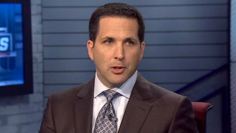 Illustration for article titled NFL Seeks Restraining Order Against Intrusive Adam Schefter