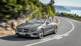 Illustration for article titled The 2016 Mercedes-Benz S-Class Cabriolet: This Is It