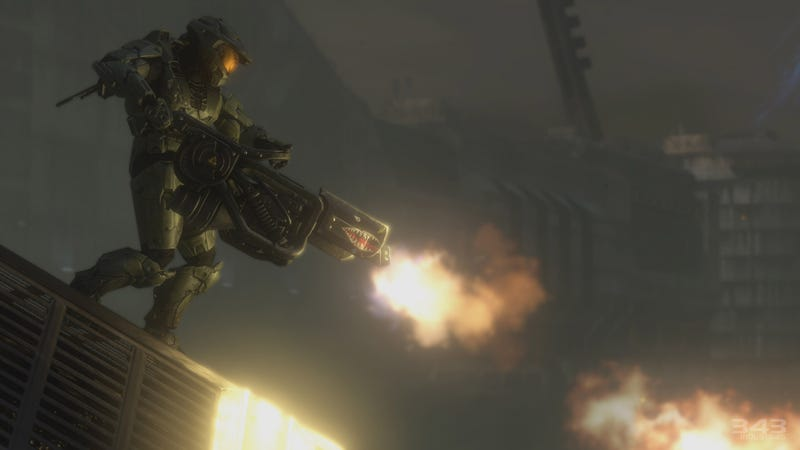 Illustration for article titled Halo: The Master Chief Collection Is More Than Just A Nostalgia Trip