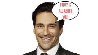 Illustration for article titled Give the Gift of Jon Hamm This Valentine's Day