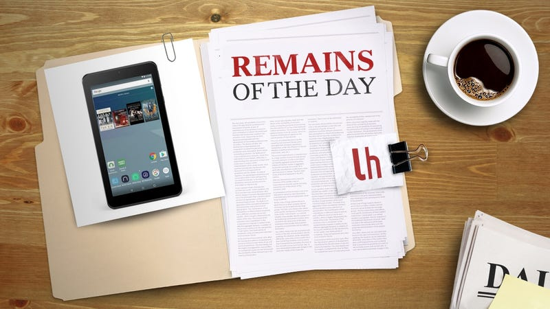 Illustration for article titled Remains of the Day: Barnes & Noble Recalls Nook Power Adapters