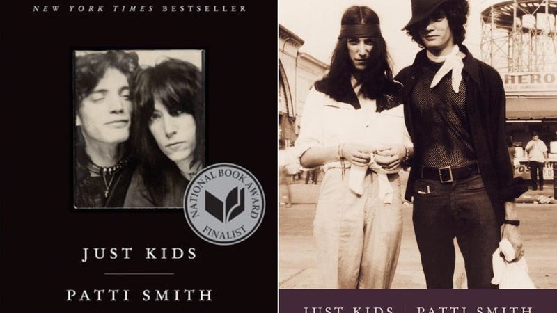 Illustration for article titled Patti Smith's Just Kids Is Being Developed Into a Series for Showtime