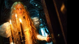 Illustration for article titled Crimson Peak is a Gorgeous Nightmare