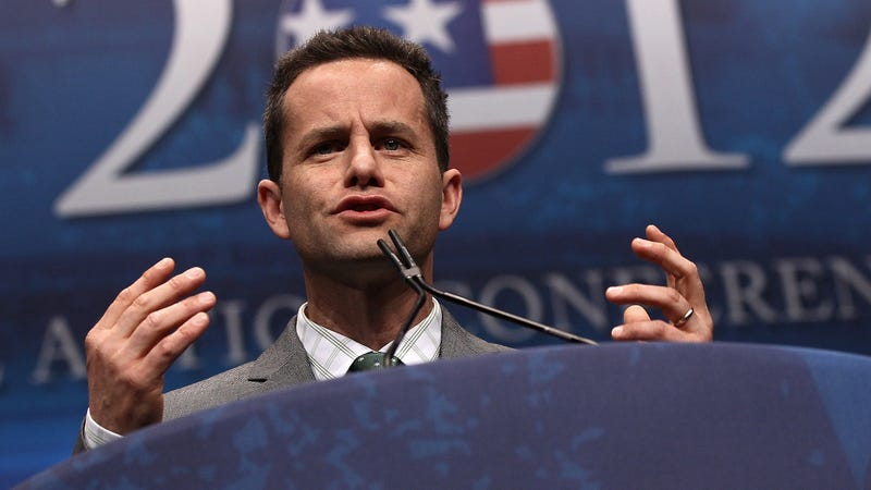 Illustration for article titled Kirk Cameron, World's Least Relevant Man, Leaps to the Defense of Todd Akin