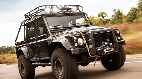 2018 land rover discovery svx.  svx the insane land rover defender svx is more of a stuntman than movie star to 2018 land rover discovery svx