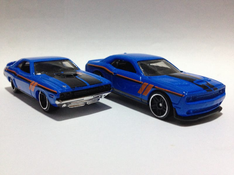 Illustration for article titled Mopar Monday: Old And New