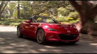 "2016 Miata Ad - ""Driving Matters"""
