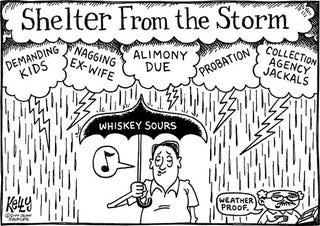 Illustration for article titled Editorial Cartoon - September 28, 2009