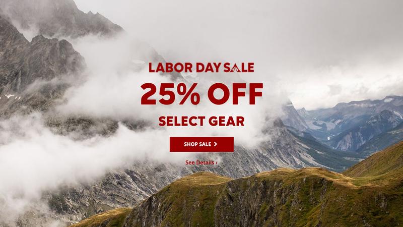Labor Day Sale | Columbia