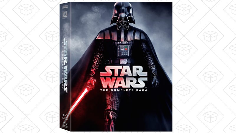 Star Wars: The Complete Saga, $55