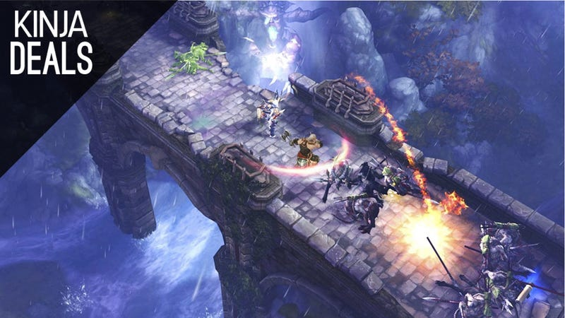 Illustration for article titled Diablo III For Consoles is Back Down to Its Lowest Price