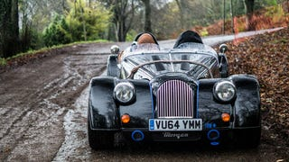 Morgan Plus 8 Speedster Review