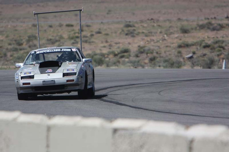 """Illustration for article titled """"GREEN GREEN GREEN!"""" For the 24 Hours of LeMons Reno-Fernley"""