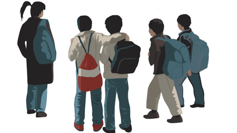 Illustration for article titled School Goes With All-Digital Textbooks, Heavy Backpacks Be Gone!