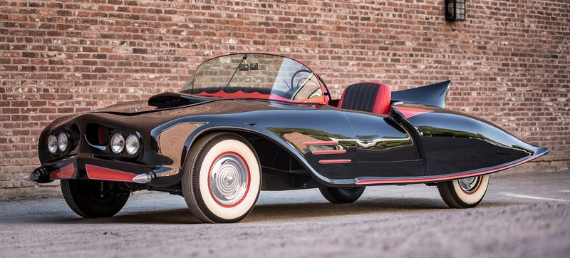 Illustration for article titled For Sale: The Original Batmobile You Never Knew Existed