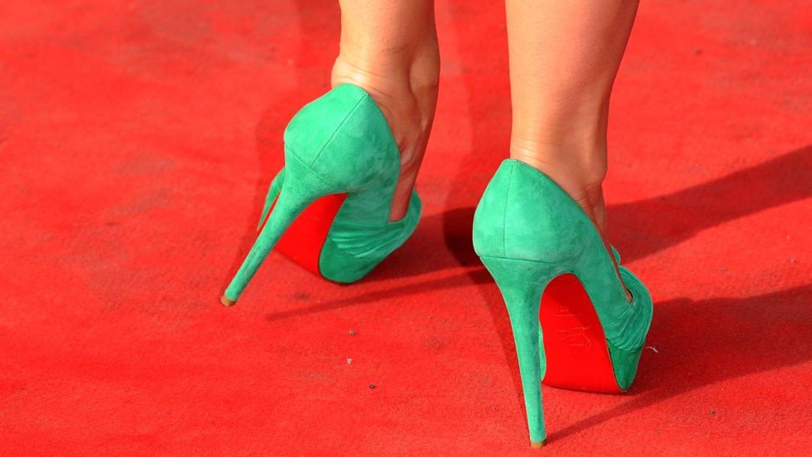 Sex videos high heels