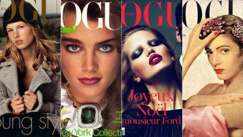 Illustration for article titled Vogue Says No More Underaged Models
