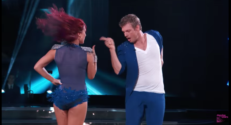 Illustration for article titled Sad Dancing With the Stars Diaries: Nick Carter Finds Some New BFFs