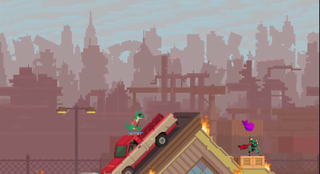 Illustration for article titled This Video Shows Off All The Characters In Super Time Force