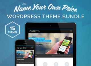 Illustration for article titled Name Your Own Price On This Bundle Of WordPress Themes