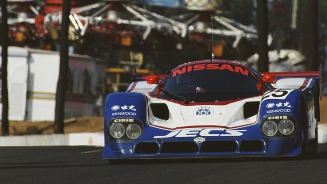 the third fastest car at le mans 2014 was 24 years old. Black Bedroom Furniture Sets. Home Design Ideas