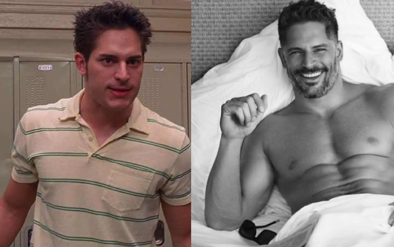 Joe Manganiello Shares a First Look