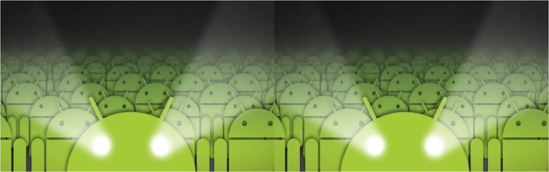 Illustration for article titled En 2013 se venderán más del doble de equipos Android que Windows