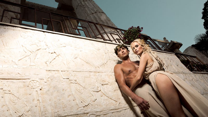 Illustration for article titled The Very Sexy People of Ancient Rome, According to Stock Photos